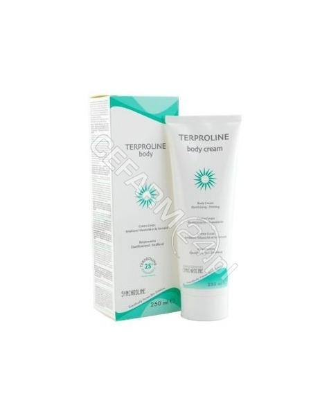 General Topics Synchroline terproline body cream - ujędrniający krem do ciała 250 ml