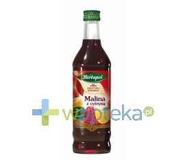 HERBAPOL-LUBLIN S.A. Syrop OWOCOWA SPIŻARARNIA Malina z cytryną 420 ml