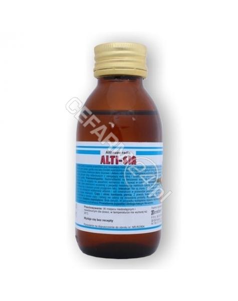 MICROFARM Syrop prawoślazowy alti-sir 125 g