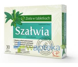 ZAKŁADY FARM. COLFARM Szałwia 30 tabletek