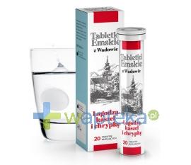 POLSKI LEK Tabletki Emskie z Wadowic 20 tabletek