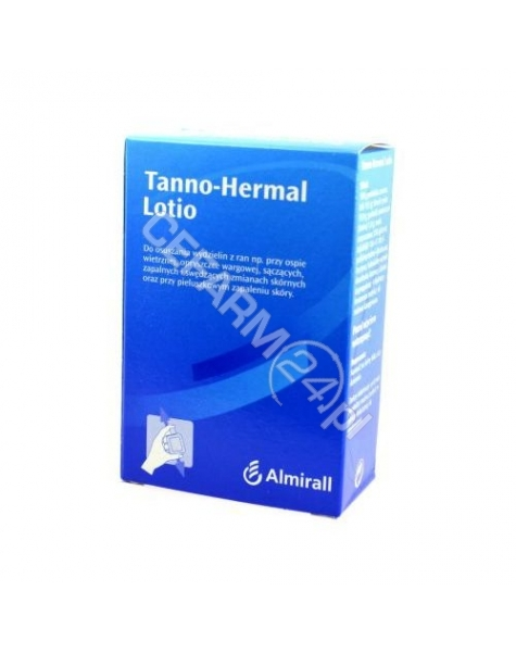 BOOTS HEALTHCARE SP.Z O.O. Tanno-Hermal Lotio 100 g