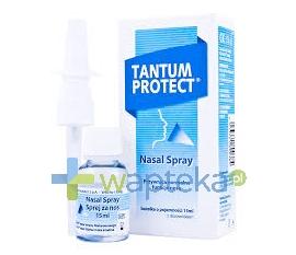 MEDAGRO SP. Z O.O. Tantum Protect Nasal Spray aerozol 15 ml