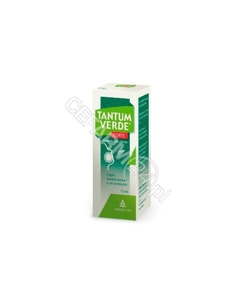 ANGELINI Tantum verde forte aerozol 3mg/ml 15 ml