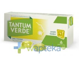 AZIENDE CHIM.RIUNITE ANGELINI FRANCESCO Tantum Verde Smak Cytrynowy 30 sztuk