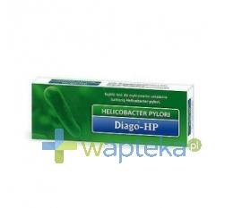 BIOMERICA Test DIAGO HP - Helicobakter Pyroli - 1 sztuka