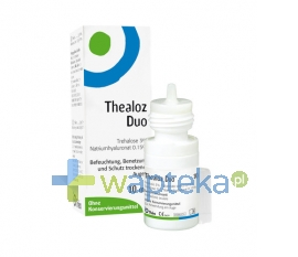 THEA Thealoz duo krople do oczu 10 ml