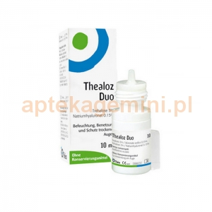 THEA Thealoz Duo, krople do oczu, 10ml