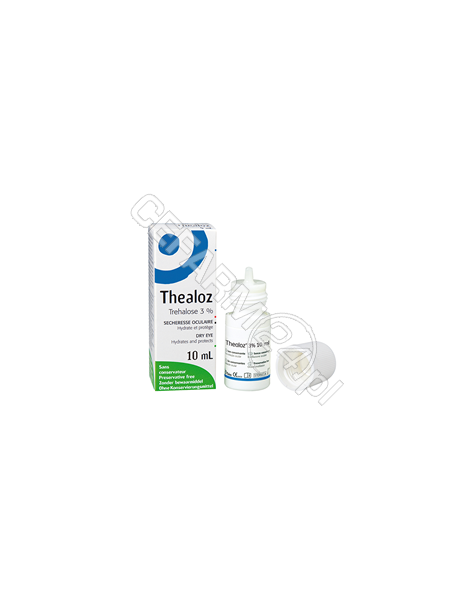 THEA Thealoz krople do oczu 10 ml