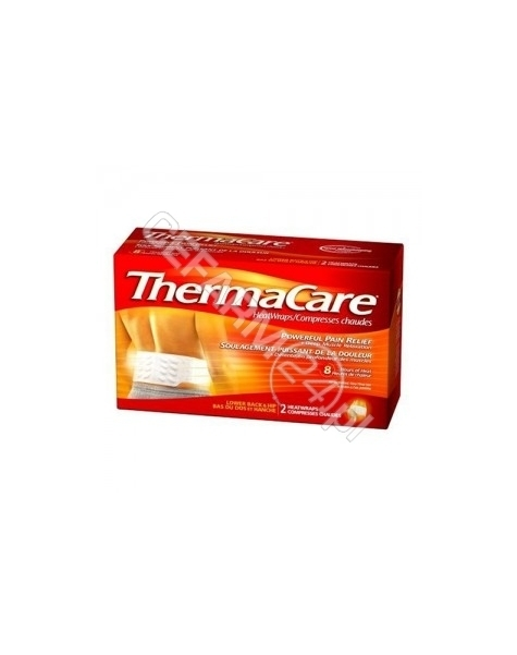 PFIZER ThermaCare pas na plecy x 2 szt