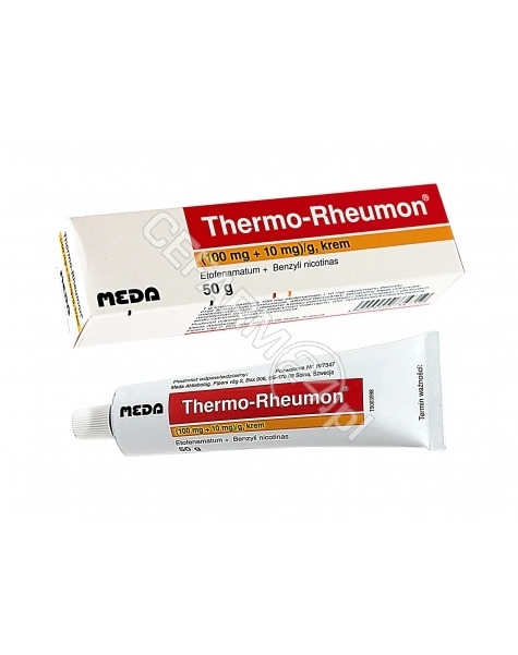 BAYER Thermo-rheumon krem 50 g