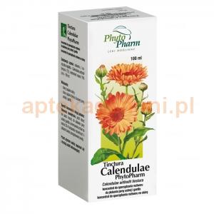 PHYTOPHARM KLĘKA Tinctura Calendulae, płyn, 100g