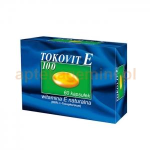 HASCO-LEK Tokovit E 100, 60 kapsułek
