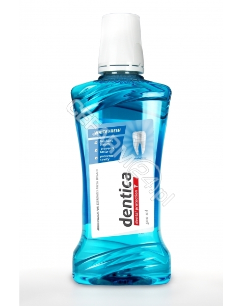 TORF CORPORA Tołpa dentica pro white fresh płyn 500 ml