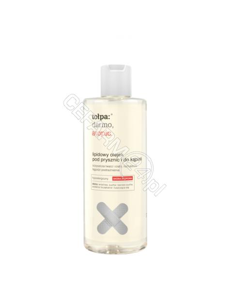 TORF CORPORA Tołpa dermo atopic lipidowy olejek pod prysznic i do kąpieli 200 ml