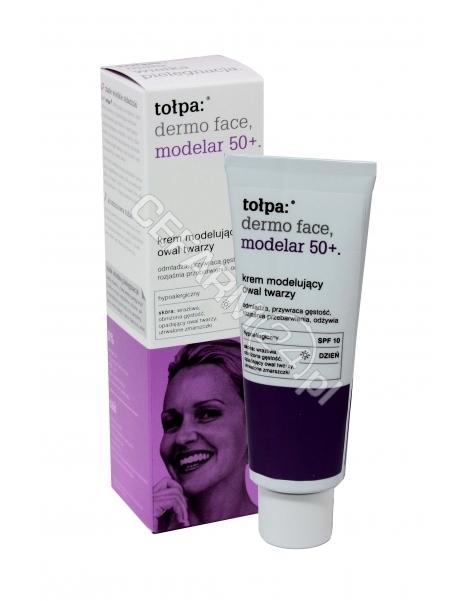 TORF CORPORA Tołpa dermo face modelar 50+ krem modelujący na dzień 40ml