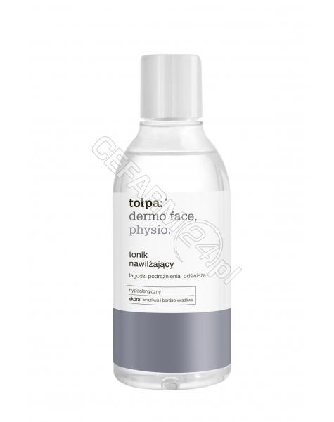 TORF CORPORA Tołpa dermo face physio tonik nawilżający łagodzi podrażnienia, odświeża 200 ml