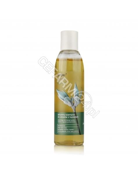 TORF CORPORA Tołpa green aktywny szampon do włosów z łupieżem 200 ml