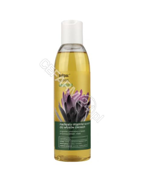 TORF CORPORA Tołpa green szampon nadający objętość do włosów cienkich 200 ml