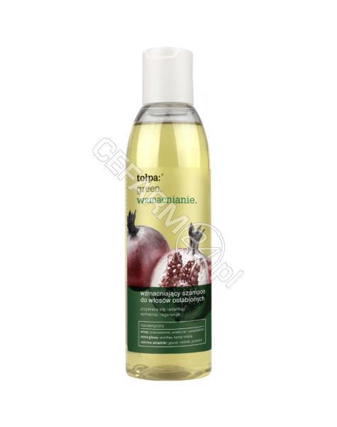 TORF CORPORA Tołpa green wzmacniający szampon do włosów osłabionych 200 ml