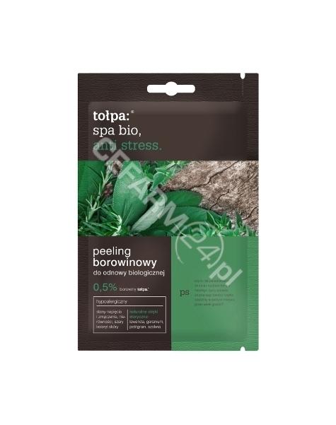 TORF CORPORA Tołpa spa bio antistress peeling borowinowy 42 g