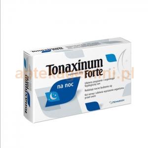 NOVASCON Tonaxinum Forte na noc, 30 tabletek