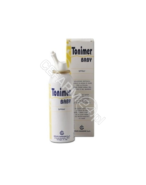 INSTITUTO GA Tonimer baby spray do nosa 100 ml
