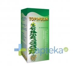 FARMAPOL SP. Z O.O. Z.CH.-F. Topinulin 0,5 g 50 tabletek