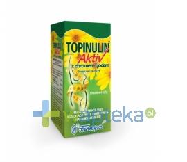 ZAKŁAD CHEMICZNO-FARMACEUTYCZNY Topinulin Activ 50 tabletek