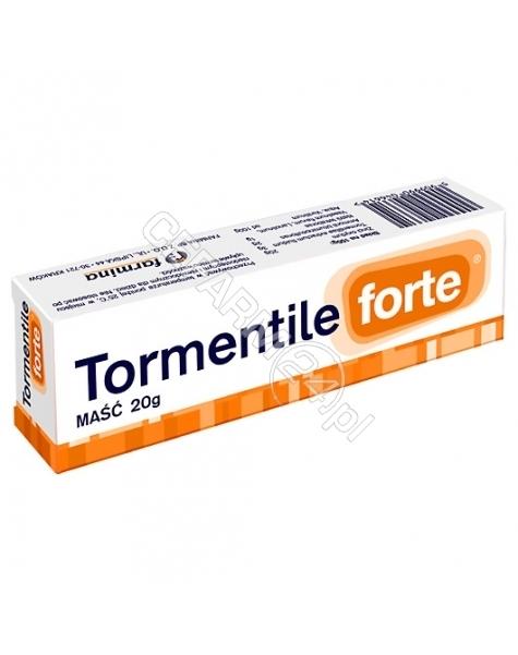 FARMINA Tormentile forte maść 20 g