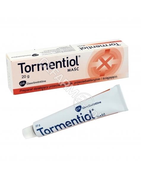 OMEGA PHARMA Tormentiol maść 20 g