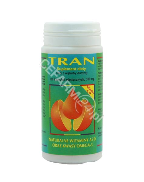 GAL Tran 500 mg x 60 kaps (Gal)