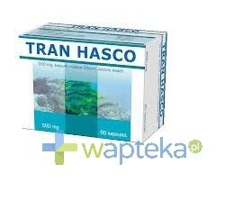 HASCO-LEK PPF Tran 500mg 60 kapsułek HASCO