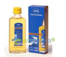 LYSI HF Tran Islandzki LYSI owocowy płyn 240ml