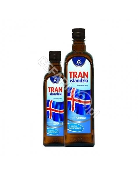 OLEOFARM Tran islandzki naturalny 250 ml (Oleofarm)