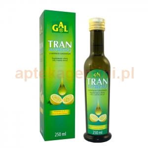 Gal Tran norweski o aromacie cytrynowym, 250ml