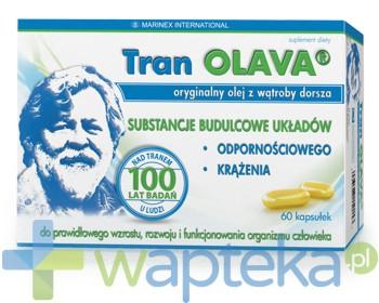 MARINEX INTERNATIONAL SP. Z O.O. Tran Olava 60 kapsułek