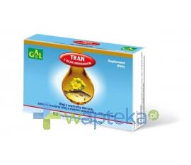 GAL Tran z olejem wiesiołka 60 kapsułek