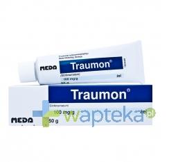 BAYER SP. Z O.O. Traumon 10% żel 50g