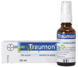 MEDA PHARMA GMBH & CO.KG TRAUMON Aerozol 50 ml