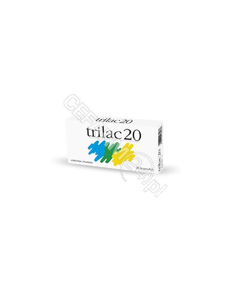 KROTEX-POLAN Trilac 20 x 20 kaps