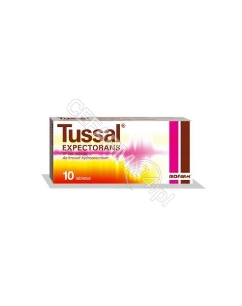 BIOFARM Tussal expectorans x 10 tabl