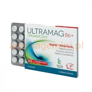 COLFARM Ultramag B6+, 30 tabletek