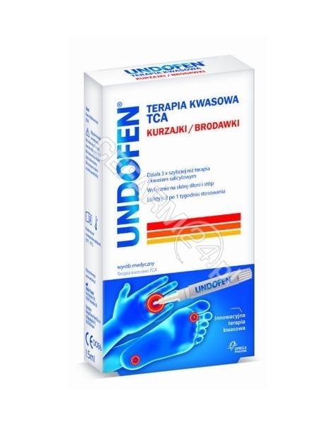 OMEGA PHARMA Undofen terapia kwasowa tca 1,5 ml