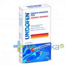 OMEGA PHARMA POLAND SP Z OO Undofen Terapia Kwasowa TCA żel 1,5 ml