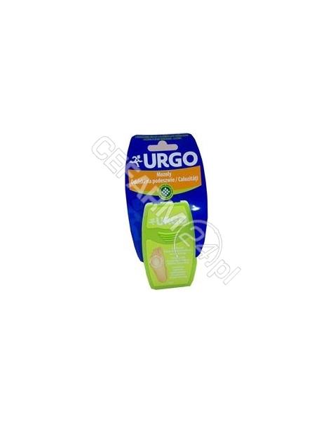 BIO-PROFIL Urgo na odciski na podeszwie x 5 szt