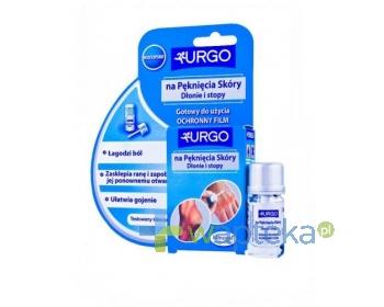 BIO-PROFIL POLSKA SP. Z O.O. URGO na pęknięcia skóry dłonie i stopy 3,25 ml (40 aplikacji)
