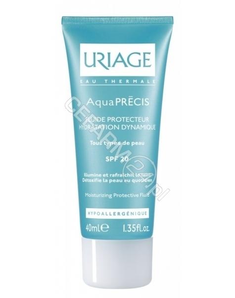 URIAGE Uriage aquaprecis krem nawilżający na dzień SPF-20 40 ml