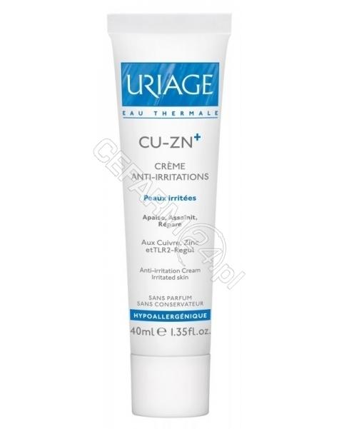 URIAGE Uriage Cu-Zn+ krem 40 ml