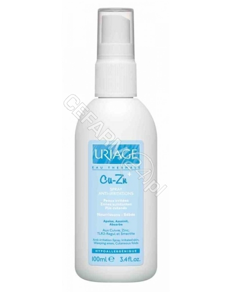 URIAGE Uriage Cu-Zn+ spray 100 ml